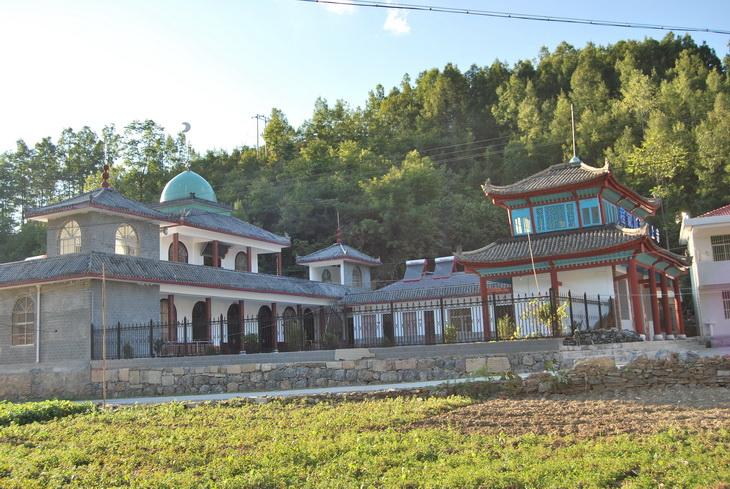 青树清真寺